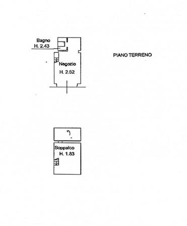 Negozio in affitto a Firenze, Legnaia, 30 mq