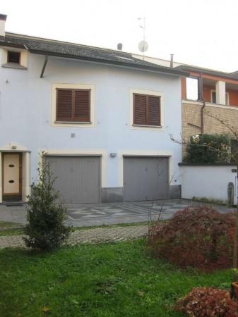Appartamento in affitto a Pregnana Milanese, Semi-centrale, Arredato, con giardino, 80 mq - Foto 15
