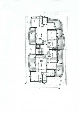 Appartamento in affitto a Busto Arsizio, Arredato, con giardino, 80 mq - Foto 2