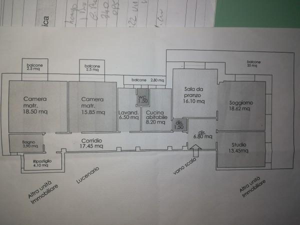Appartamento in vendita a Catania, Centro, 165 mq - Foto 2