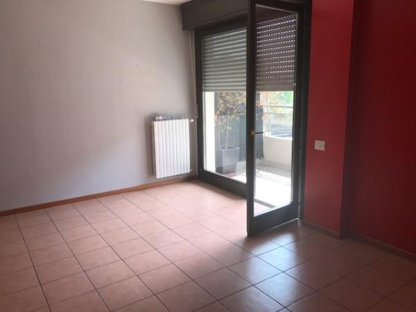 Trilocale in affitto a Brescia, San Polino, 95 mq