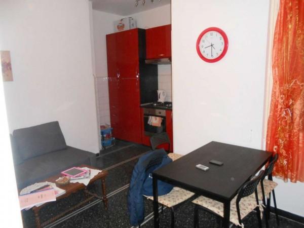Appartamento in vendita a Genova, Adiacenze Monoblocco, Arredato, 55 mq
