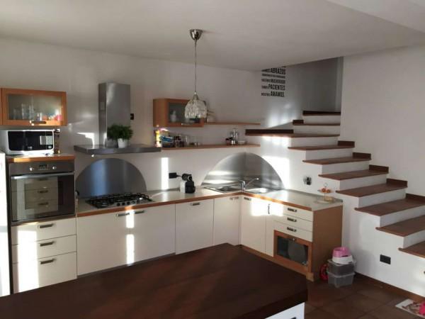 Villa in vendita a Monte Cremasco, Residenziale, Con giardino, 176 mq - Foto 9