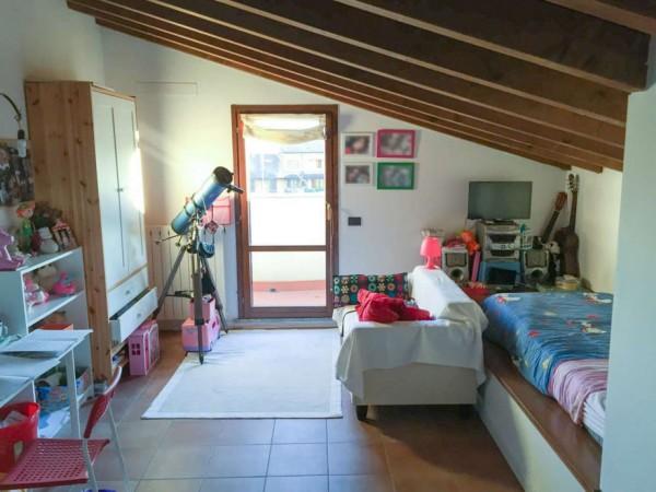 Villa in vendita a Monte Cremasco, Residenziale, Con giardino, 176 mq - Foto 3