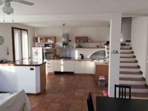 Villa in vendita a Monte Cremasco, Residenziale, Con giardino, 176 mq - Foto 10