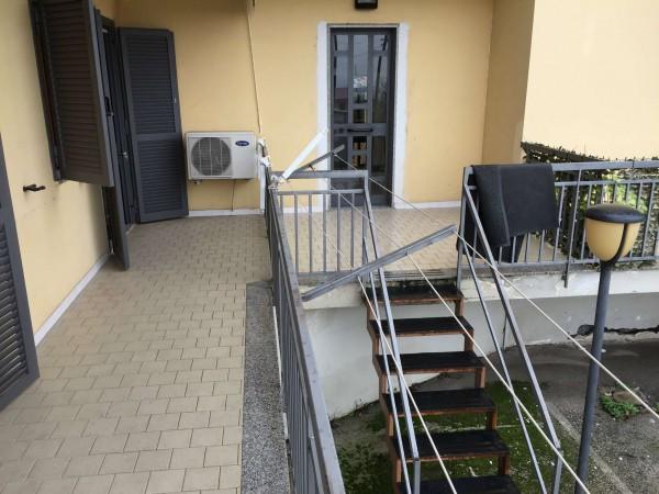 Appartamento in vendita a Somma Vesuviana, Parco Primavera, Con giardino, 95 mq