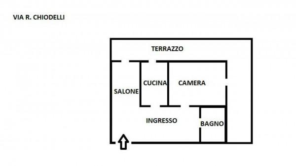 Appartamento in affitto a Roma, Ponte Di Nona, Arredato, 78 mq - Foto 2