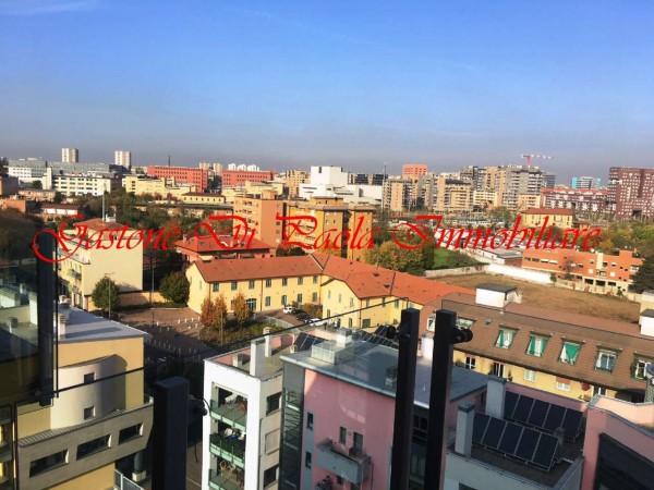 Appartamento in vendita a Milano, Precotto, Con giardino, 172 mq - Foto 8