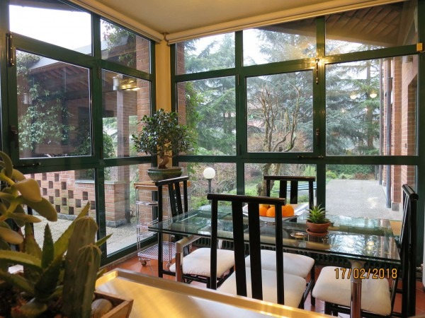Villa in vendita a Torino, Collina, Con giardino, 350 mq
