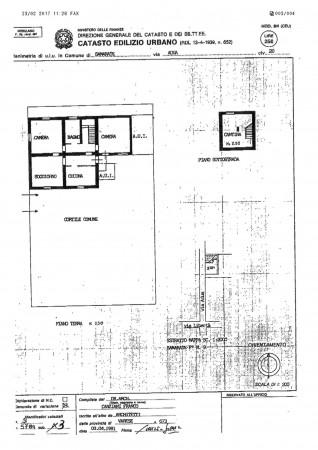 Casa indipendente in vendita a Samarate, Con giardino, 250 mq - Foto 3