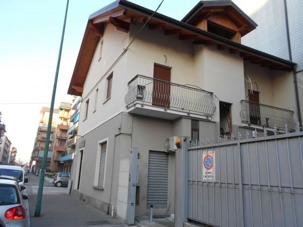 Casa indipendente in vendita a Torino, Aeronautica, Con giardino, 160 mq - Foto 5