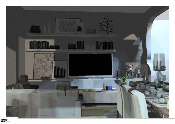 Casa indipendente in vendita a Torino, Aeronautica, Con giardino, 160 mq - Foto 14