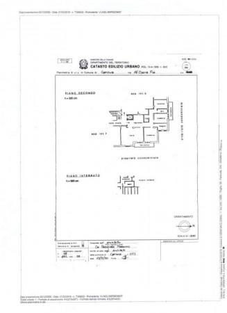 Appartamento in vendita a Genova, Adiacenze Via Byron, Con giardino, 122 mq - Foto 22