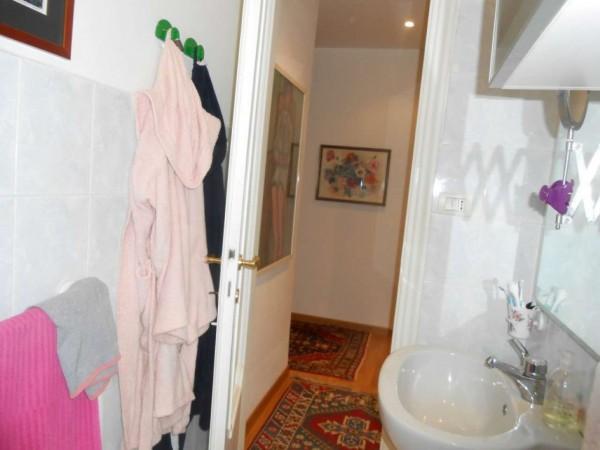 Appartamento in vendita a Genova, Adiacenze Via Byron, Con giardino, 122 mq - Foto 44