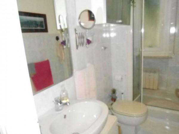 Appartamento in vendita a Genova, Adiacenze Via Byron, Con giardino, 122 mq - Foto 42