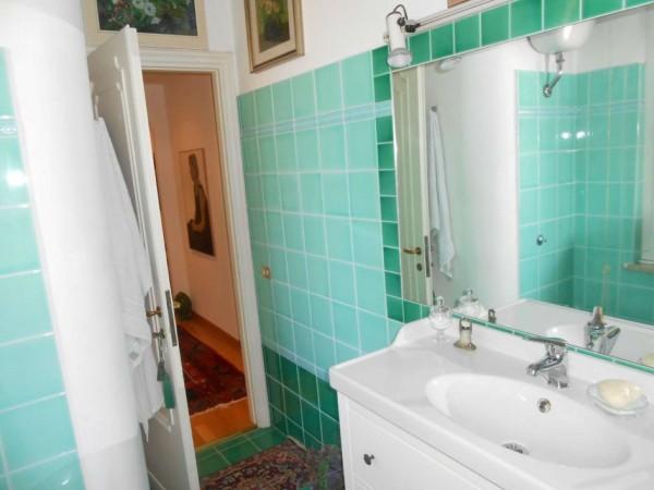 Appartamento in vendita a Genova, Adiacenze Via Byron, Con giardino, 122 mq - Foto 48