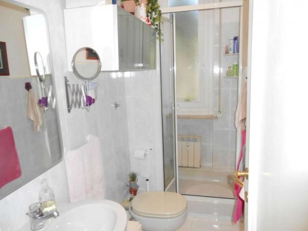 Appartamento in vendita a Genova, Adiacenze Via Byron, Con giardino, 122 mq - Foto 41