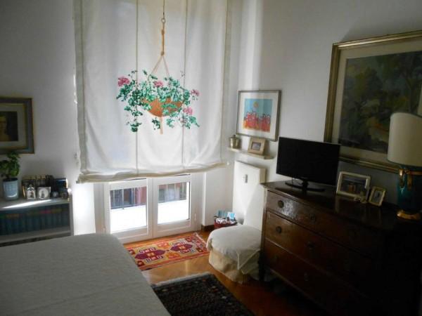 Appartamento in vendita a Genova, Adiacenze Via Byron, Con giardino, 122 mq - Foto 67