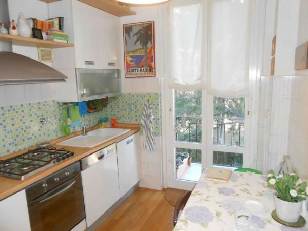 Appartamento in vendita a Genova, Adiacenze Via Byron, Con giardino, 122 mq - Foto 103