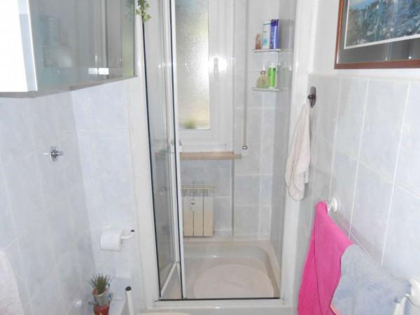 Appartamento in vendita a Genova, Adiacenze Via Byron, Con giardino, 122 mq - Foto 46