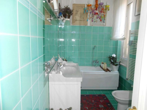 Appartamento in vendita a Genova, Adiacenze Via Byron, Con giardino, 122 mq - Foto 53