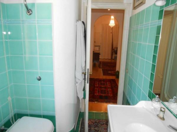 Appartamento in vendita a Genova, Adiacenze Via Byron, Con giardino, 122 mq - Foto 49