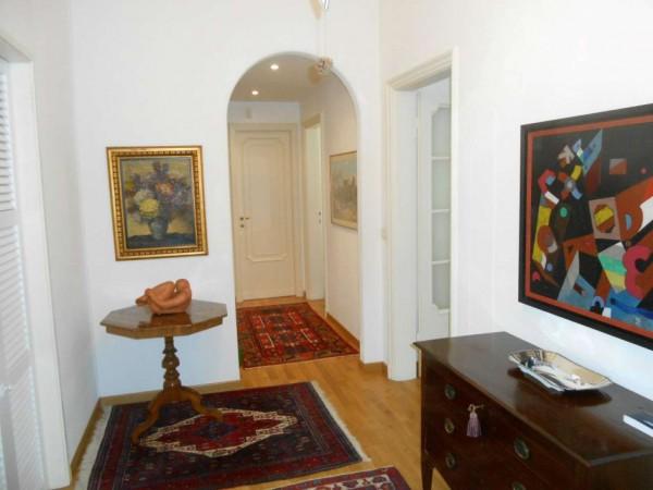 Appartamento in vendita a Genova, Adiacenze Via Byron, Con giardino, 122 mq - Foto 89