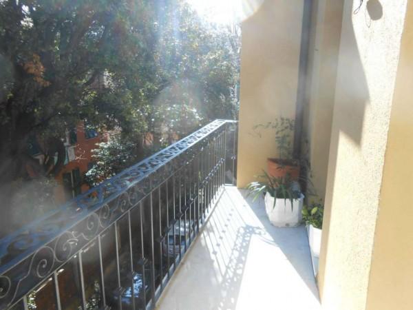 Appartamento in vendita a Genova, Adiacenze Via Byron, Con giardino, 122 mq - Foto 34
