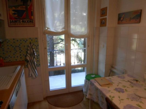 Appartamento in vendita a Genova, Adiacenze Via Byron, Con giardino, 122 mq - Foto 74