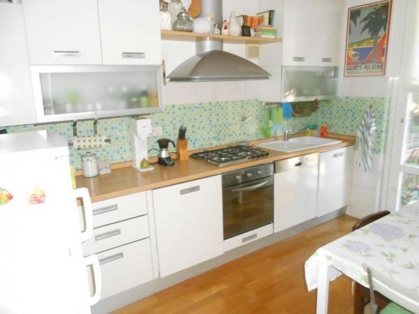 Appartamento in vendita a Genova, Adiacenze Via Byron, Con giardino, 122 mq - Foto 80