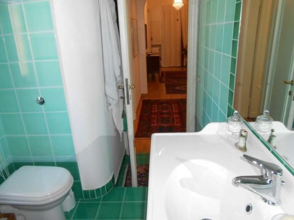 Appartamento in vendita a Genova, Adiacenze Via Byron, Con giardino, 122 mq - Foto 50