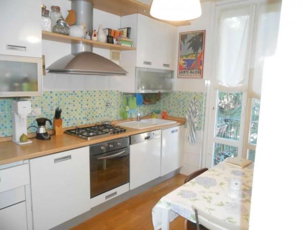 Appartamento in vendita a Genova, Adiacenze Via Byron, Con giardino, 122 mq - Foto 75