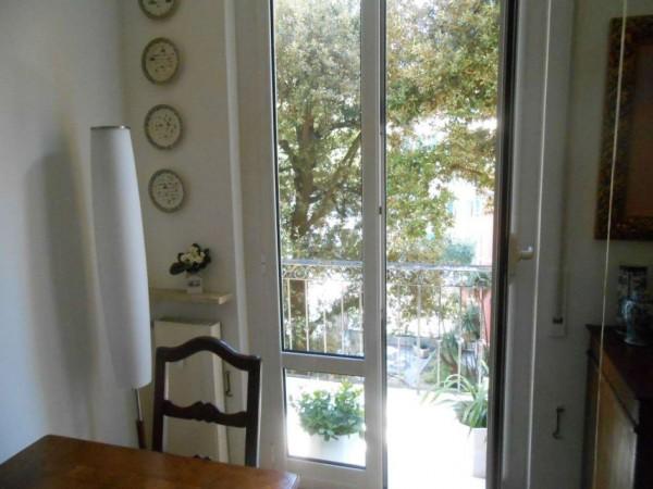 Appartamento in vendita a Genova, Adiacenze Via Byron, Con giardino, 122 mq - Foto 81