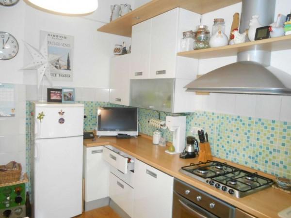 Appartamento in vendita a Genova, Adiacenze Via Byron, Con giardino, 122 mq - Foto 73
