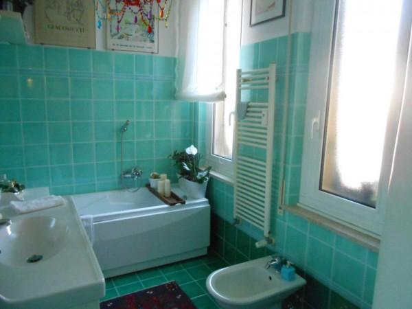 Appartamento in vendita a Genova, Adiacenze Via Byron, Con giardino, 122 mq - Foto 52