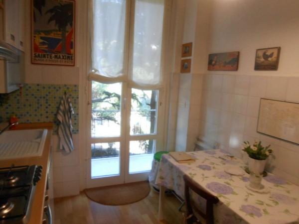 Appartamento in vendita a Genova, Adiacenze Via Byron, Con giardino, 122 mq - Foto 76