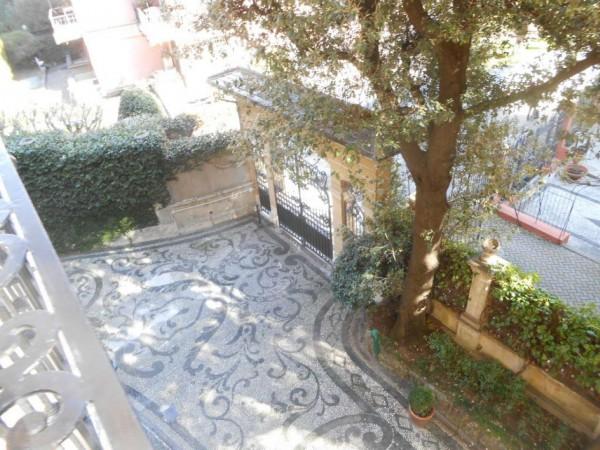 Appartamento in vendita a Genova, Adiacenze Via Byron, Con giardino, 122 mq - Foto 26