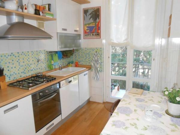 Appartamento in vendita a Genova, Adiacenze Via Byron, Con giardino, 122 mq - Foto 78