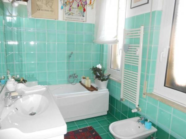 Appartamento in vendita a Genova, Adiacenze Via Byron, Con giardino, 122 mq - Foto 47