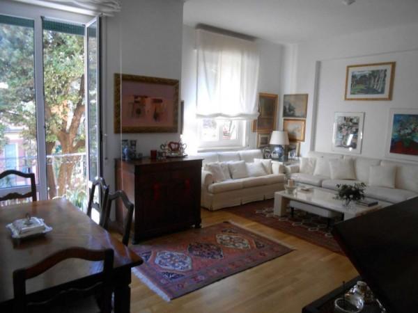 Appartamento in vendita a Genova, Adiacenze Via Byron, Con giardino, 122 mq - Foto 82