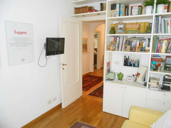 Appartamento in vendita a Genova, Adiacenze Via Byron, Con giardino, 122 mq - Foto 61