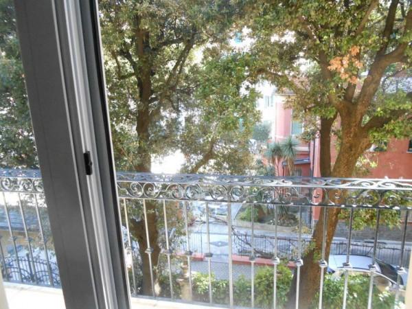 Appartamento in vendita a Genova, Adiacenze Via Byron, Con giardino, 122 mq - Foto 39
