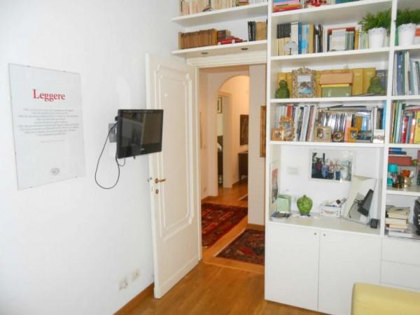 Appartamento in vendita a Genova, Adiacenze Via Byron, Con giardino, 122 mq - Foto 58