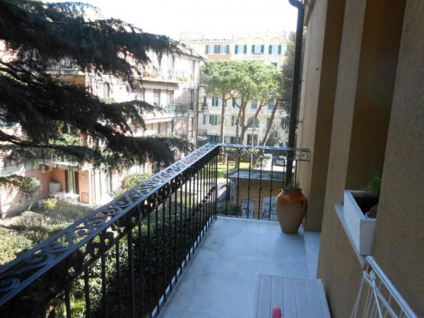 Appartamento in vendita a Genova, Adiacenze Via Byron, Con giardino, 122 mq - Foto 92