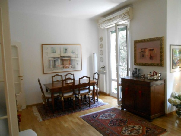 Appartamento in vendita a Genova, Adiacenze Via Byron, Con giardino, 122 mq - Foto 108