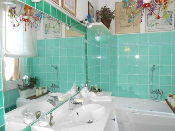 Appartamento in vendita a Genova, Adiacenze Via Byron, Con giardino, 122 mq - Foto 94