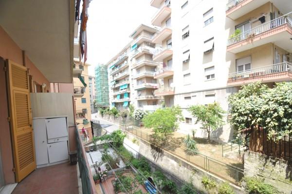 Appartamento in affitto a Genova, Sestri Ponente, Arredato, 95 mq - Foto 4