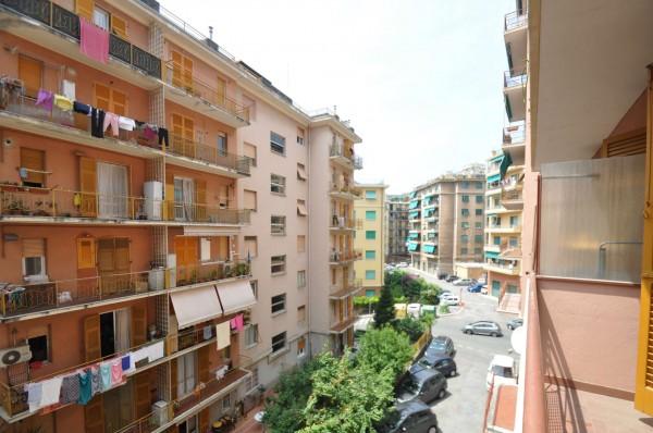 Appartamento in affitto a Genova, Sestri Ponente, Arredato, 95 mq - Foto 1