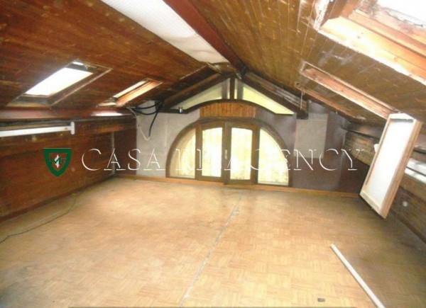 Casa indipendente in vendita a Induno Olona, Con giardino, 235 mq - Foto 18