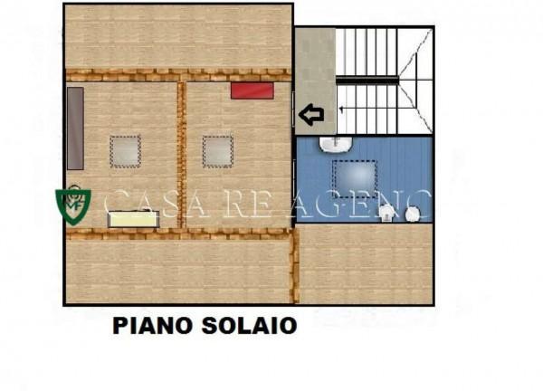 Casa indipendente in vendita a Induno Olona, Con giardino, 235 mq - Foto 4